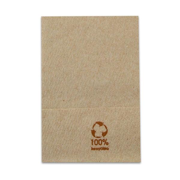 Servilleta papel reciclado