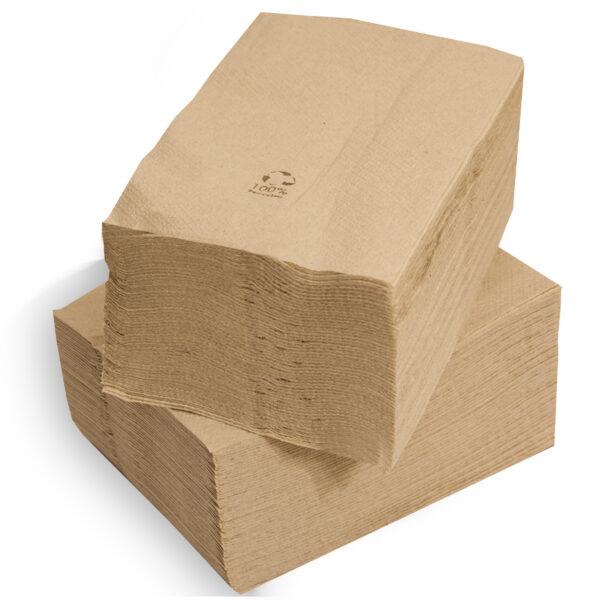 Servilleta gofrado papel reciclado