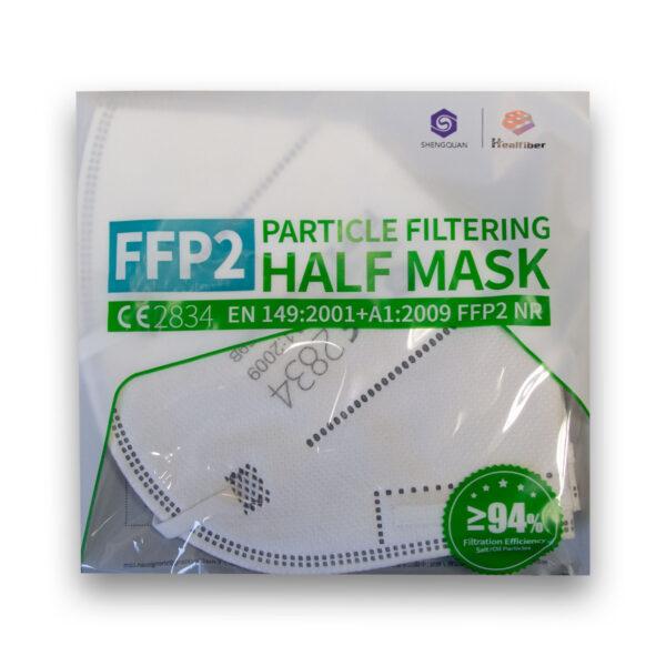 sobre de mascarilla FFP2
