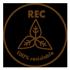 logo de 100% reciclable